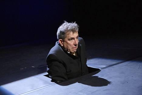 Joachim Wigelius on Lillanin näytelmän kuiskaaja.