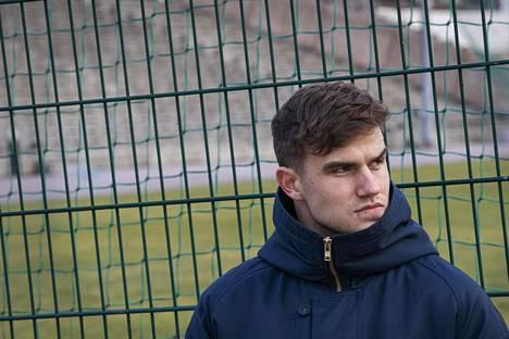 Eero Markkanen ei ole pelannut maajoukkueessa vuoteen.