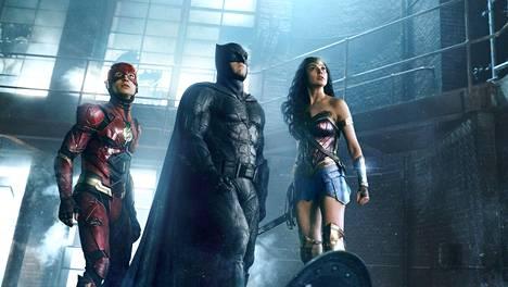 Justice League -elokuvan vaihtoehtoleikkaus saapuu suoratoistopalvelu HBO Maxille.