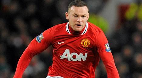 Manchester United tarvitsee Wayne Rooneyn maaleja.