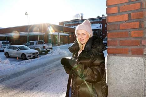 Kokki ja ruokakirjailija Hanna Gullichsenia seuraa Instagramissa yli 36 000 ihmistä.