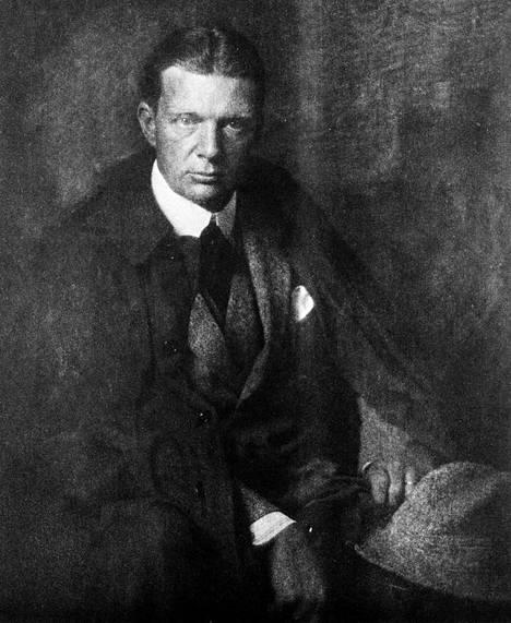 Kreivi Eric von Rosen vuonna 1919.