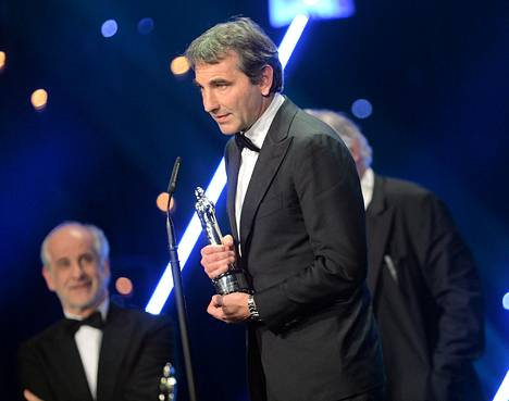 Italialainen ohjaaja Paolo Sorrentino sai Eruoopan elokuva-akatemian palkinnon vuoden parhaasta eurooppalaisesta elokuvasta.