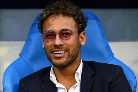 Neymarin saapuminen jalkapallon MM-kisoihin on sponsoreille ja faneille mannaa.