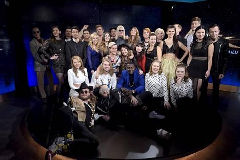 Joku heistä eli Uuden musiikin kilpailun kisaajista edustaa toukokuussa Euroviisujen ensimmäisessä semifinaalissa Suomea. UMK alkaa 6. helmikuuta.