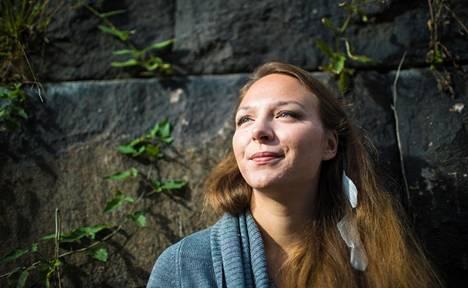 Norjassa työskentelevä biologi-tietokirjailija Maria Katajavuori vieraili Helsingissä viime viikolla.