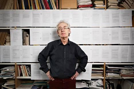 Filosofi Jan von Plato hahmottaa loogikko Kurt Gödelin ajattelua hänen muistiinpanoistaan. Työ ei lopu, sillä sivuja on tuhansia.