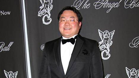 Liikemies Jho Low kuvattuna varoja syöpätutkimukseen keräävän järjestön Angel Ball -gaalassa New Yorkissa vuonna 2014.