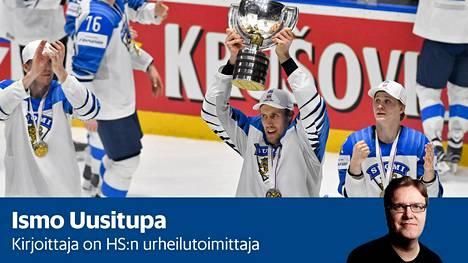 Kolumni | Suomen urheilumenestys on juuri nyt parempaa kuin koskaan – ja lisää on tulossa, mutta ei juoksemalla rataa ympäri