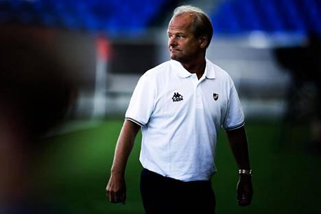 Antti Muurinen saa 600 pääsarjaottelua valmentajana täyteen.