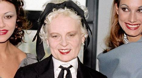 Vivienne Westwood vuonna 1995.