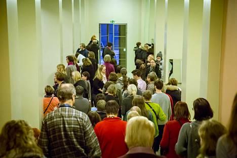 Helsingin yliopiston yt-neuvotteluiden tuloksista kerrottiin henkilöstölle tammikuussa.