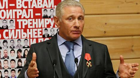 Boris Rotenberg marraskuussa 2019.