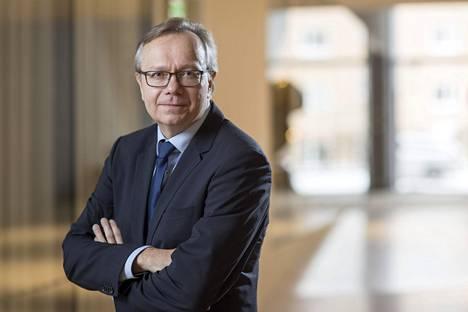 OP-ryhmän pääekonomisti Reijo Heiskanen.
