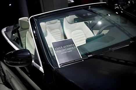 Huhtikuussa Suomessa rekisteröitiin Autoalan tiedotuskeskuksen mukaan 8 840 uutta henkilöautoa.