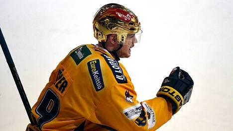 Phoenixiin palaava Mikkel Bödker on Rauman Lukon paras pistemies.