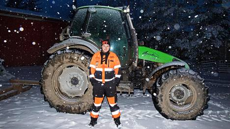 19-vuotias Riku Peltonen on yksi Suomen nuorimpia viljelijöitä. Hän haaveilee kasvattavansa kymmenen hehtaarin peltoalansa 200 hehtaariin.