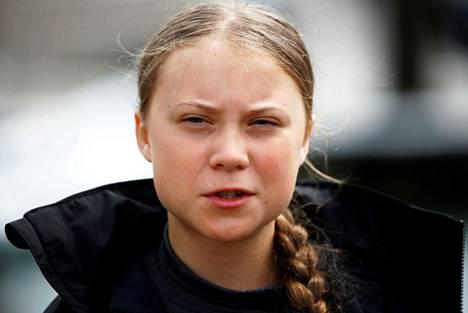Greta Thunberg, 16, osallistuu syyskuussa YK:n järjestämään ilmastokokoukseen, muttei kuitenkaan halunnut lentää paikan päälle.