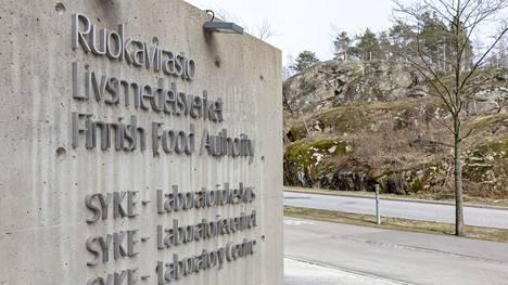 Ruokaviraston 20 toimitilasta yksi sijaitsee Helsingin Viikissä.