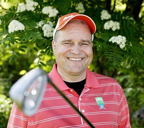 Arto Teittinen lähtee kesällä viidennen kerran tuomariksi golfin major-turnaukseen.