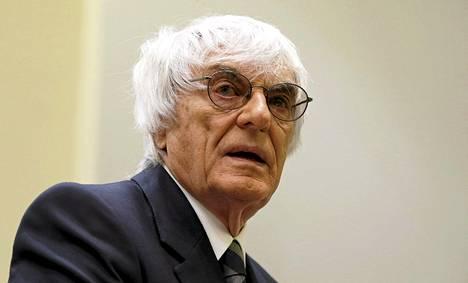 Formula 1 -pomo Bernie Ecclestone