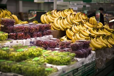 Tauti saattaa uhata banaanien myyntiä myös Suomessa.