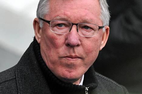 Manchester Unitedin valmentajalla Alex Fergusonilla riittää pohdittavaa.