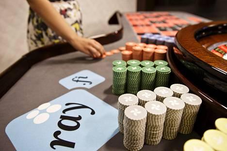RAY:ssä on työskennelty jo pitkään toisen kasinon perustamiseksi.