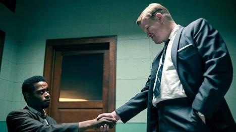 Lakeith Stanfield ja Jesse Plemons näyttelevät Shaka Kingin ohjaamassa elokuvassa Judas and the Black Messiah.