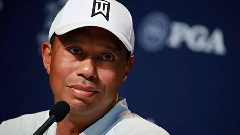 Tiger Woods on voittanut golfin major-turnauksen 15 kertaa.