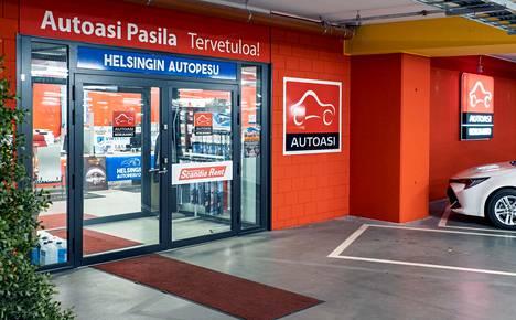 Autoasi-korjaamot ovat lähellä sinua - auton huolto onnistuu esimerkiksi Kauppakeskus Triplassa.
