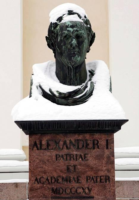Aleksanteri I:n patsas