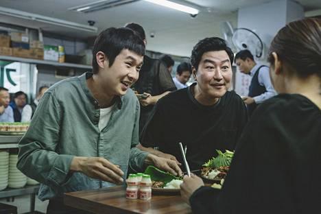 Eteläkorealainen Parasite voitti parhaan elokuvan Oscarin vuonna 2020.
