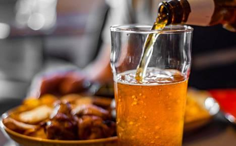 Olut on monipuolinen ruokajuoma.
