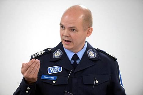 Poliisitarkastaja Timo Kilpeläinen sanoo, että poliisi tulee syksyn aikana kehittämään ihmiskaupparikollisuuden tutkintaa ja uudistamaan rikostorjuntaa laajemminkin.