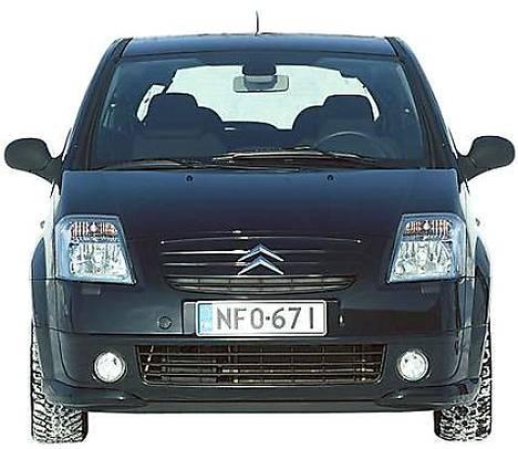 Citroën C2 1.6i VTR Sensodrive