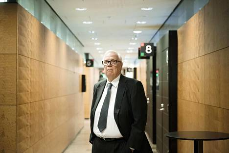 Helsingin hovioikeus kuuli Jukka Peltomäkeä viime vuoden syyskuussa.