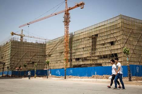 Kiinan talouden Citigroup ennustaa kasvavan sekä tänä vuonna että ensi vuonna 6,5 prosenttia.