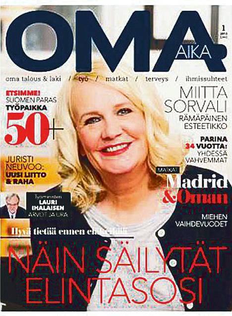 Oma Aika on Allerin uusi aikauslehti.