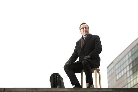 Mika Lintilä on tuore ministeri, mutta kansanedustajana konkari.