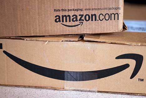 Amazon on tällä hetkellä Yhdysvaltain suurin vähittäismyyjä.