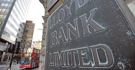 Lloyds-pankin konttori Lontoon Cityssä, jonne on keskittynyt runsaasti pankkitoimintaa. Lloyds oli yksi viidestä suuresta Britanniassa toimivasta pankista, jotka manipuloivat libor- ja euribor-korkoja.