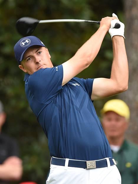 Mastersin voitto nosti Jordan Spiethin toiseksi golfin maailmanlistalla.