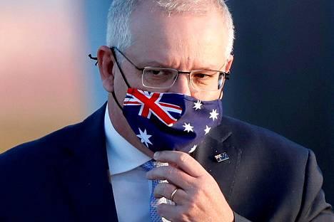 Australian pääministeri Scott Morrison kutsui Kiinan ulkoministeriön tiedottajan jakamaa kuvaa todella vastenmieliseksi. Morrison vieraili Tokiossa tapaamassa Japanin pääministeriä 17. marraskuuta.
