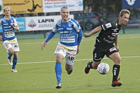 RoPS ja PS Kemi houkuttelevat katsojia halvoilla kausikorteilla. Timo Stavitski ja Lassi Nurmos kohtasivat syyskuussa Rovaniemellä.