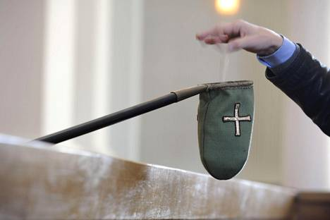 Kirkon verotulot ovat olleet viime vuosina noin miljardin euron luokkaa.