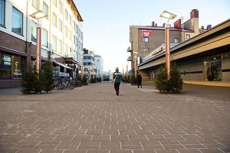 Rovaniemellä talouden ennakoidaan jäävän viime vuodelta 22 miljoonaa euroa alijäämäiseksi.