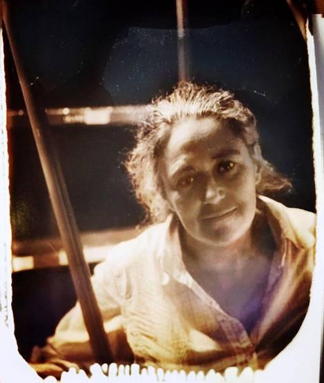 Jim McHugh: Tacita Dean, valokuva.