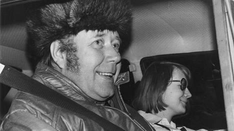 """Ensio """"Enska"""" Itkonen valisti 1970-luvulla suomalaisia turvavöiden merkityksestä."""