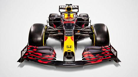 Redbull-talli julkisti tiistaina alkavan kauden F1-menopelinsä.